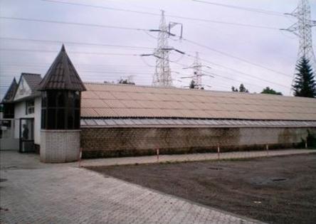 Комплекс будівель Незалежної України 38-а Запоріжжя (в т.ч.СТО)