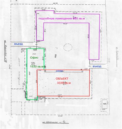 Складський комплекс Вишнева 42 Запоріжжя